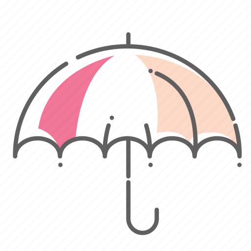 Forecast, protection, rain, summer, umbrella, weather icon - Download on Iconfinder