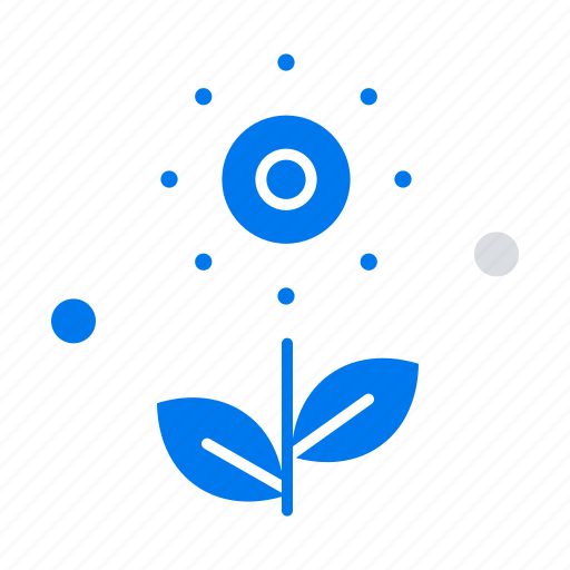flower, plant, rose, spring icon
