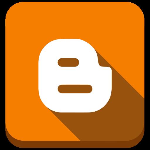 blogger, blogging, social media icon