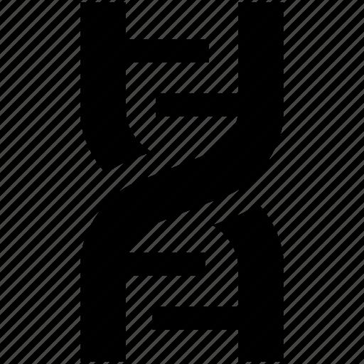 dna, genome, healthcare, medical, medicine, sequence icon