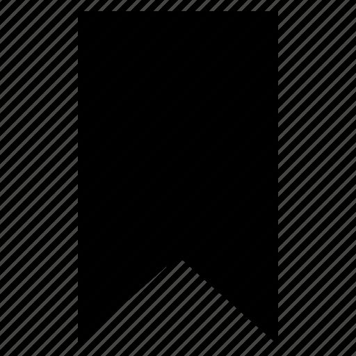 bookmark, favorite, favourite, remember, ui icon