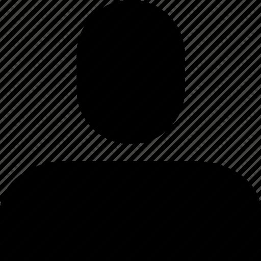 account, customer, human, profile, ui, user icon