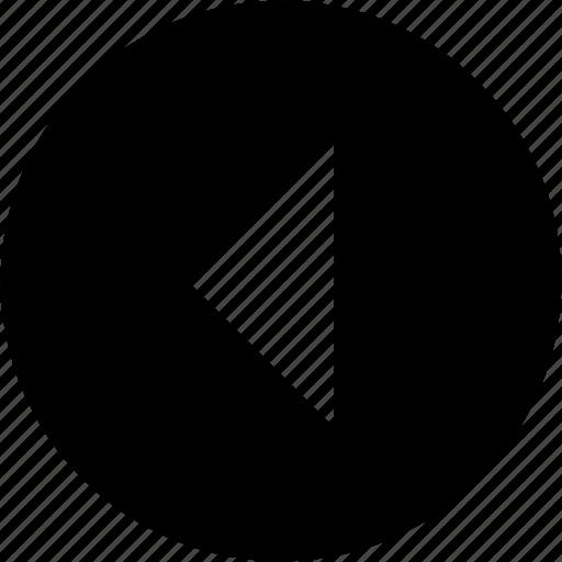 arrow, direction, left, navigation, ui icon