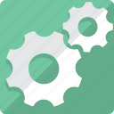 gear, gears, options, preferences, settings icon