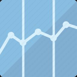 analytics, chart, graph, statistic, statistics, stats icon
