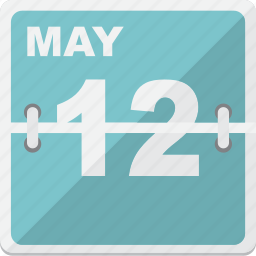 calendar, date, event, may, month, schedule icon