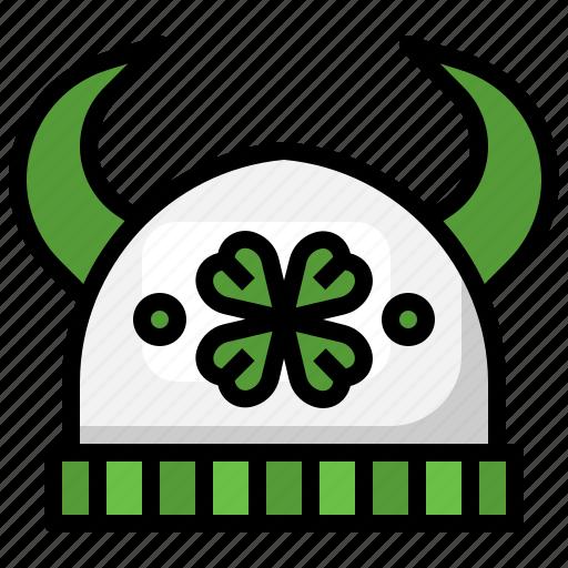Hat, st, patricks, day, cultures, irish, shamrock icon - Download on Iconfinder