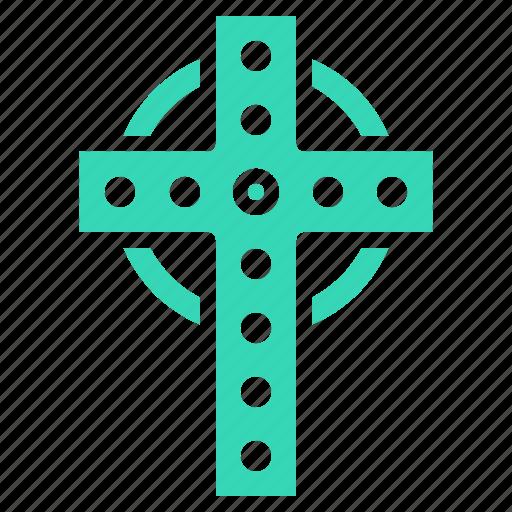 ceilidh, cross, day, festival, irish, patricks, saint icon