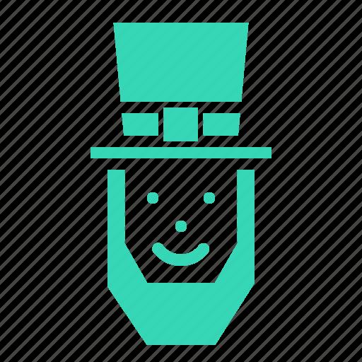 character, hat, irish, leprechaun, lucky, patricks, saint icon