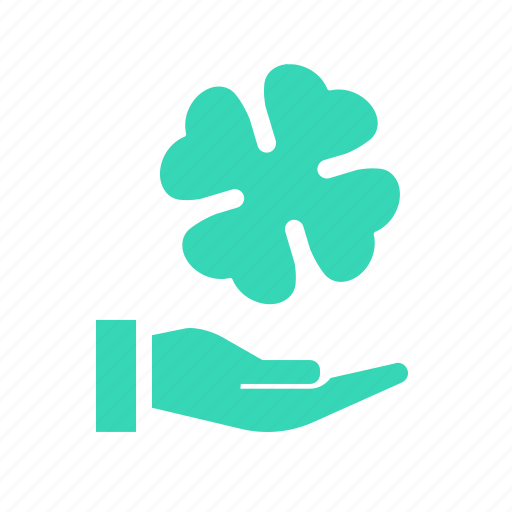 clover, day, festival, four, patricks, saint, shamrock icon