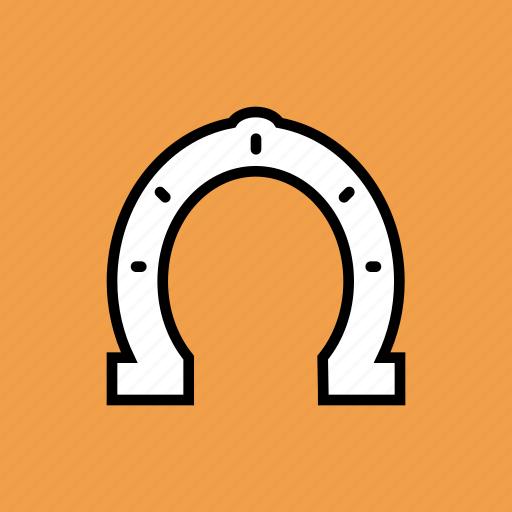 festival, fortune, horseshoe, luck, patricks, saint, tradition icon