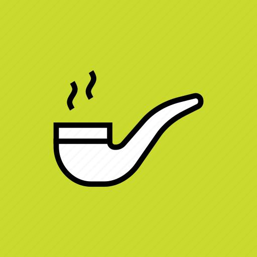 day, patricks, pipe, saint, smoke, smoking icon