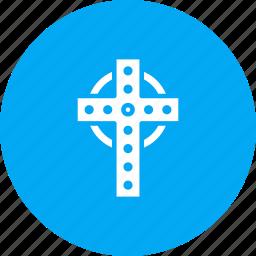 ceilidh, cross, festival, irish, patricks, procession, saint icon