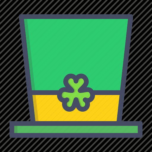 Day, hat, irish, leprechaun, patricks, saint, shamrock icon - Download on Iconfinder