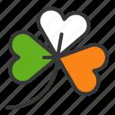 clover, ireland, irish, patrick, saint patrick icon