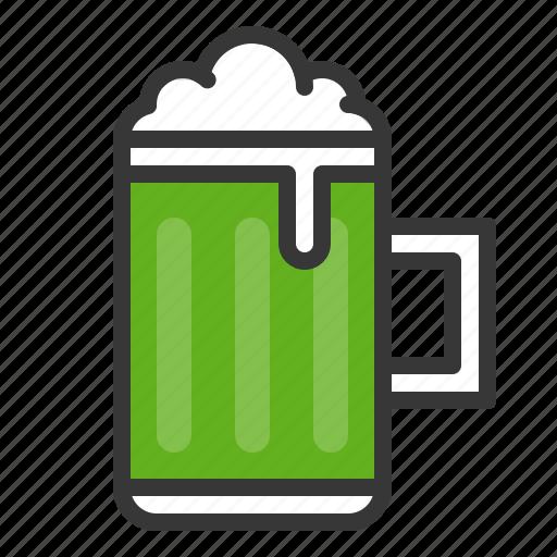 alcohol, beer, ireland, irish, patrick, saint patrick icon