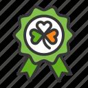 badge, ireland, irish, patrick, saint patrick icon