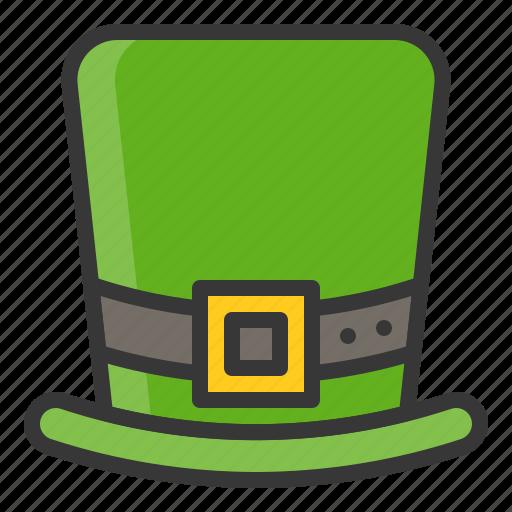 Hat, ireland, irish, leprechaun, patrick, saint patrick icon - Download on Iconfinder