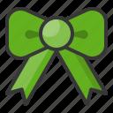 ireland, irish, patrick, ribbon, saint patrick icon