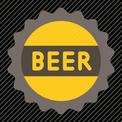 beer, beer cap, ireland, irish, patrick, saint patrick icon
