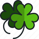 clover, lucky, green, leaves, cultures