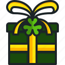 gift, surprise, present, cultures, st, patricks, day