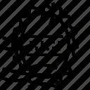grunge, oval, stamp, texture