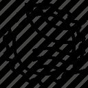 circle, design, grunge, stamp