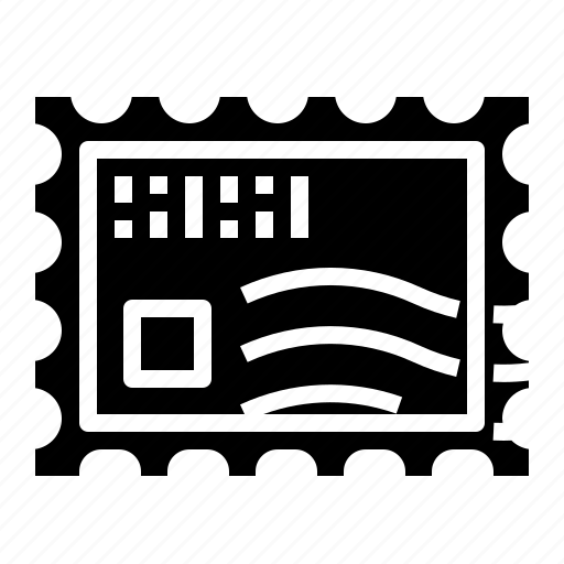 design, grunge, rectangle, stamp icon