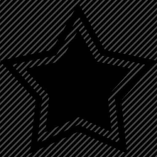 star, starred, starring, stars icon