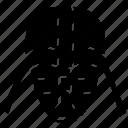 alien, humanoid, mechanical human, robot head, star war icon