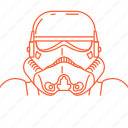 avatar, star, starwars, stormtrooper, wars icon