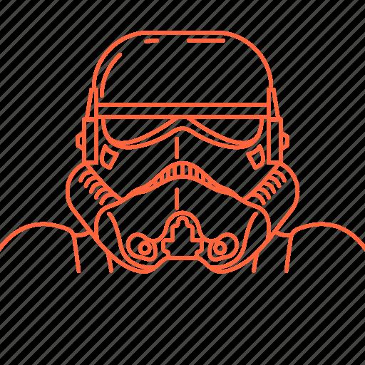 avatar, star, starwars, stormtrooper, wars icon