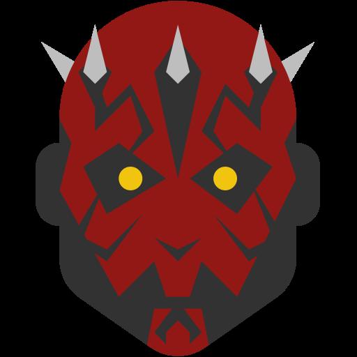 darth, maul icon