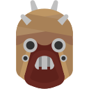 raider, star wars, tatooine, tusken icon