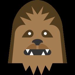 chewbacca icon