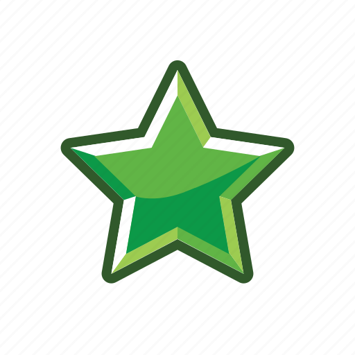 ecological, eko, green, mark, rank, star, stats icon