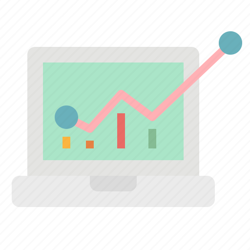 Chart, graph, graphic, line, statistics icon - Download on Iconfinder