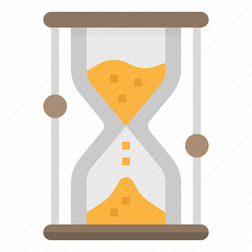 Clock, hourglass, time, waiting icon - Download on Iconfinder