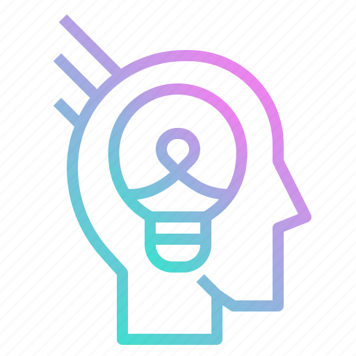 Bulb, idea, invention, light, thinking icon - Download on Iconfinder