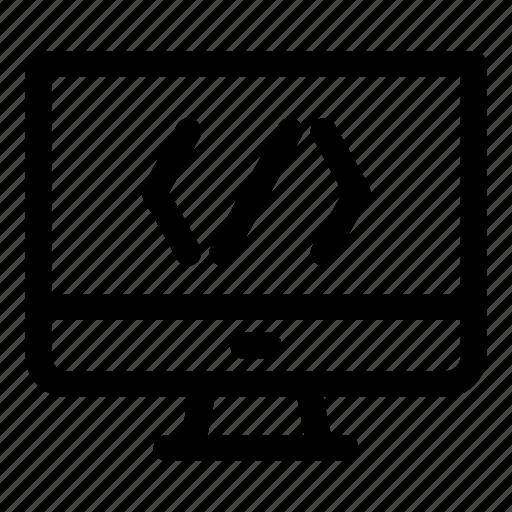 app, application, code, programming, startup, ui, ux icon