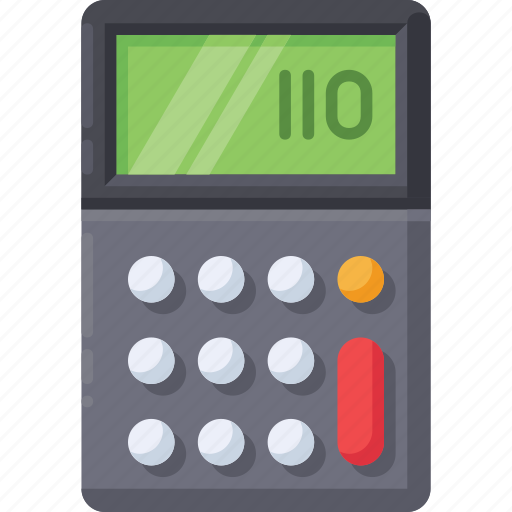 calculator, finance, math, money, number icon