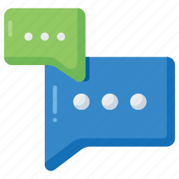 bubble, chat, conversation, speak icon