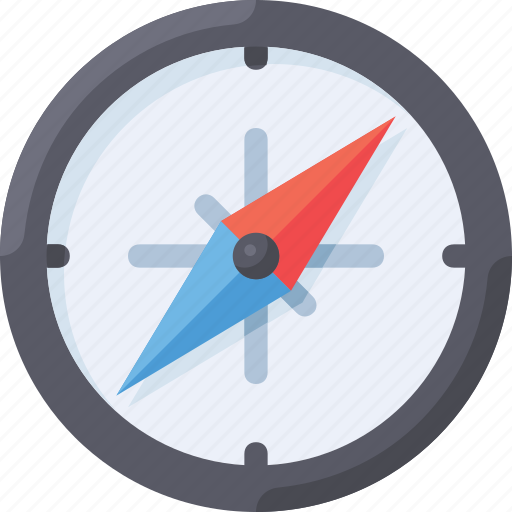 compass, direction, gps, navigation, travel icon