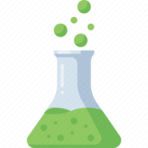 chemistry, experiment, flask, lab, research, science icon