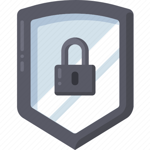Antivirus, lock, protection, security, shield icon - Download on Iconfinder