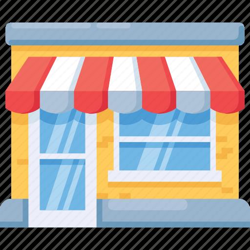 Building, business, market, shop, store icon - Download on Iconfinder