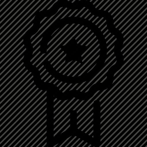 Achievement, award, badge, star icon - Download on Iconfinder
