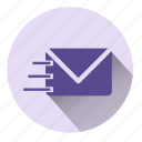 e-mail, email, emailing, mail, newsletter, post, send icon