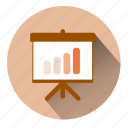 analytics, chart, finance, graph, graphic, improve, statistics icon
